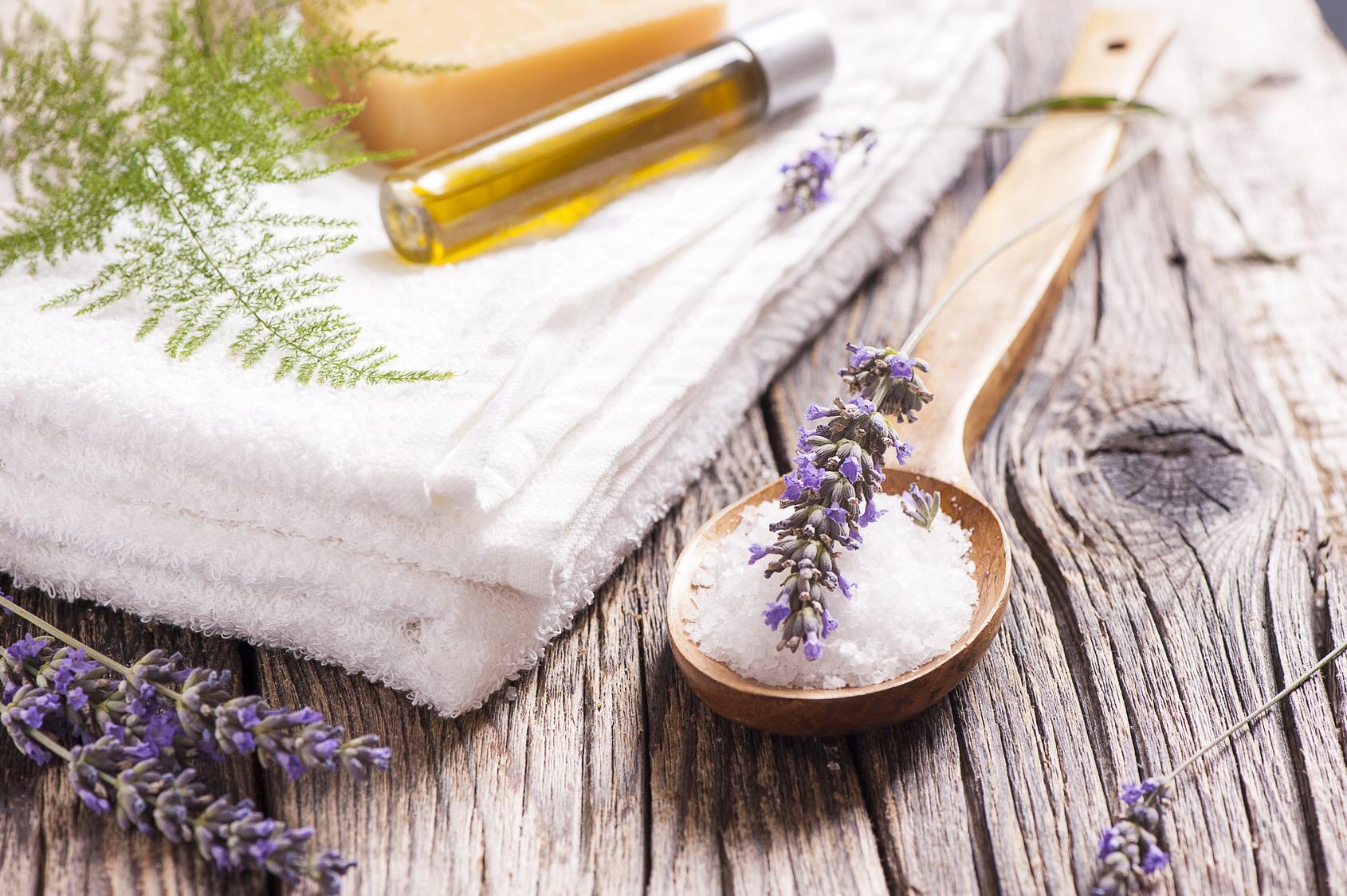 Depurar el cuerpo con aromaterapia