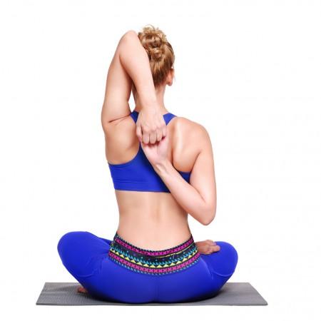 Yoga fácil para la oficina