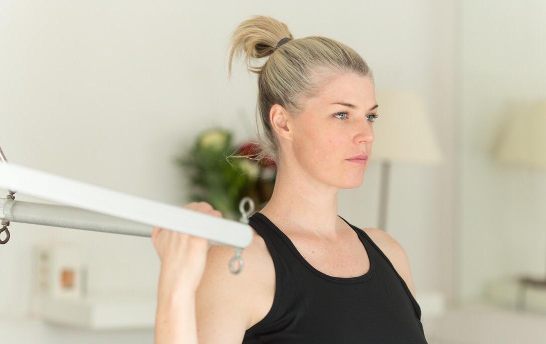 Pilates salud espalda