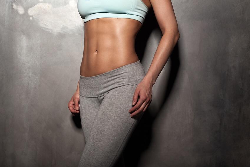Hipopresivos para reducir cintura