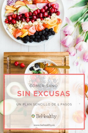 Ebook Comer sano sin excusas