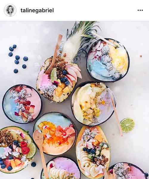 smoothies espectaculares