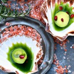 Avocado Scallops I